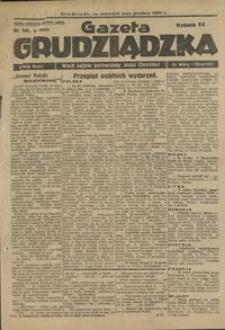 Gazeta Grudziądzka 1929.12.05 R.36 nr 144
