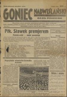 Goniec Nadwiślański : Głos Pomorskie : niezależne pismo poranne poświęcone sprawom stanu średniego : 1935.03.31, R. 11 nr 76