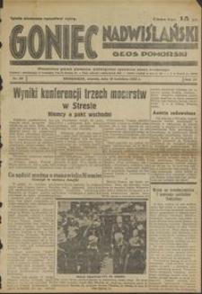 Goniec Nadwiślański : Głos Pomorski : niezależne pismo poranne poświęcone sprawom stanu średniego : 1935.04.16, R. 11 nr 89