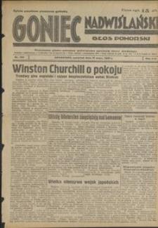 Goniec Nadwiślański : Głos Pomorski : niezależne pismo poranne poświęcone sprawom stanu średniego : 1938.05.12 R. 14 nr 109