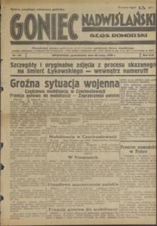 Goniec Nadwiślański : Głos Pomorski : niezależne pismo poranne poświęcone sprawom stanu średniego : 1938.05.23. R. 14, nr 118
