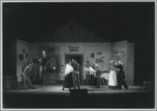 """[Władysław Krzemiński """"Romans z wodewilu"""", 17 maja 1949 roku, Teatr Wilama Horzycy w Toruniu]"""