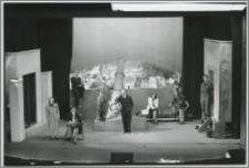 """[Georg Bernard Shaw, """"Major Barbara"""", 15 czerwca 1946 roku"""", Teatr Wilama Horzycy w Toruniu]"""