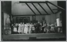 """[Stanisław Wyspiański """"Wesele"""", 2 kwietnia 1947 roku, Teatr Wilama Horzycy w Toruniu]"""