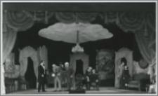 """[Michał Bałucki """"Grube ryby"""", 10 maja 1946 roku, Teatr Wilama Horzycy w Toruniu]"""