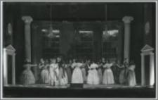 """[Cyprian Norwid """"Za kulisami"""", 21 grudnia 1946 rokuniu, 22 stycznia 1947 roku, Teatr Wilama Horzycy w Toruniu]"""