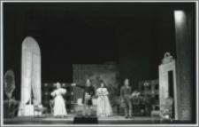 """[Aleksander Fredro """"Mąż i żona"""", 14 lutego1946 roku, Teatr Wilama Horzycy w Toruniu]"""