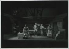 """J. Słowacki """"Balladyna"""", 31 grudnia 1953 roku, Teatr Wilama Horzycy w Toruniu"""