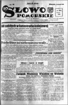 Słowo Pomorskie 1938.08.02 R.18 nr 174