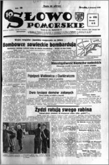 Słowo Pomorskie 1938.08.03 R.18 nr 175