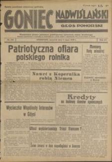 Goniec Nadwiślański : Głos Pomorski : niezaeżne pismo poranne poświęcone sprawom stanu średniego : 1939.07.06, R. 15 nr 153