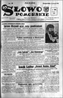 Słowo Pomorskie 1938.08.11 R.18 nr 182