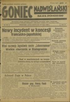 Goniec Nadwiślański : Glos Pomorski : niezależne pismo poranne poświęcone sprawom stanu średniego : 1939.07.8/9, R. 15 nr 155