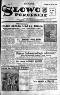 Słowo Pomorskie 1938.08.19 R.18 nr 188