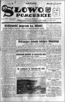 Słowo Pomorskie 1938.08.23 R.18 nr 191