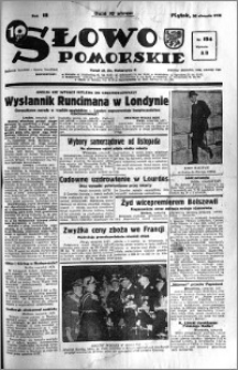 Słowo Pomorskie 1938.08.26 R.18 nr 194