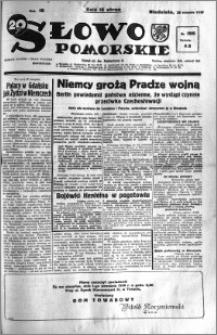 Słowo Pomorskie 1938.08.28 R.18 nr 196