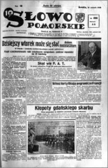 Słowo Pomorskie 1938.08.31 R.18 nr 198