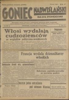 Goniec Nadwiślański : Glos Pomorski : niezależne pismo poranne poświęcone sprawom stanu średniego : 1939.07.13, R. 15 nr 158