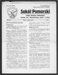 Sokół Pomorski 1934, R. 3, nr 2