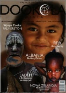 Dookoła Świata nr 4(4) listopad/grudzień 2011