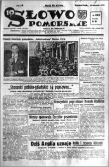 Słowo Pomorskie 1938.11.17 R.18 nr 263