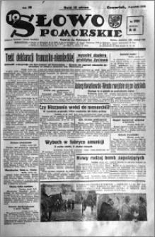 Słowo Pomorskie 1938.12.08 R.18 nr 281