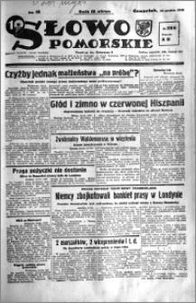 Słowo Pomorskie 1938.12.15 R.18 nr 286