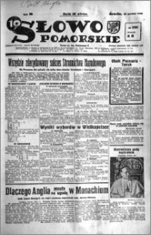 Słowo Pomorskie 1938.12.21 R.18 nr 291