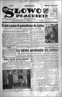 Słowo Pomorskie 1938.12.23 R.18 nr 293