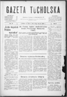 Gazeta Tucholska 1929, R. 2, nr 31