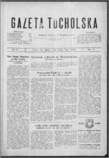 Gazeta Tucholska 1929, R. 2, nr 57