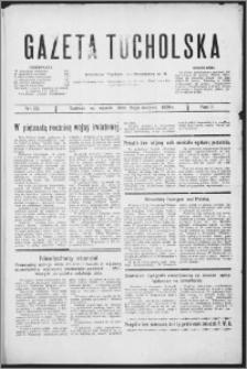 Gazeta Tucholska 1929, R. 2, nr 85