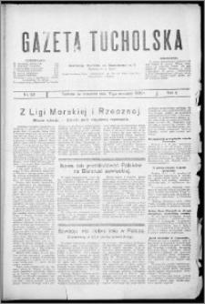 Gazeta Tucholska 1929, R. 2, nr 101