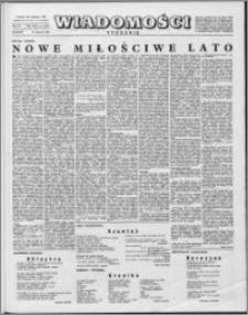 Wiadomości, R. 17 nr 3 (825), 1962