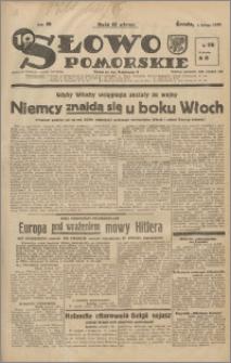 Słowo Pomorskie 1939.02.01 R.19 nr 26