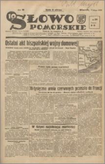 Słowo Pomorskie 1939.02.07 R.19 nr 30