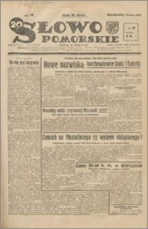 Słowo Pomorskie 1939.02.19 R.19 nr 41
