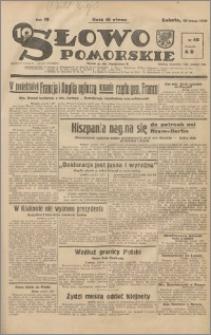 Słowo Pomorskie 1939.02.25 R.19 nr 46