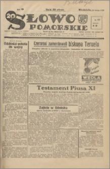 Słowo Pomorskie 1939.02.26 R.19 nr 47