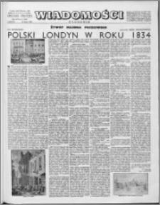 Wiadomości, R. 17 nr 8 (830), 1962