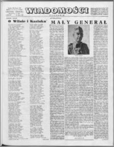 Wiadomości, R. 17 nr 12 (834), 1962