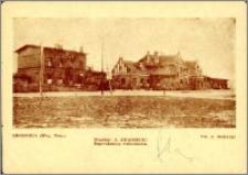 Brodnica : Dworzec PKP