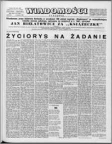 Wiadomości, R. 17 nr 14 (836), 1962