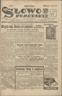 Słowo Pomorskie 1939.04.04 R.19 nr 78