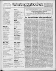 Wiadomości, R. 17 nr 25 (847), 1962