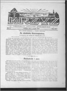 Krzyż, R. 63 (1931), nr 5