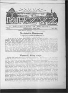 Krzyż, R. 63 (1931), nr 6