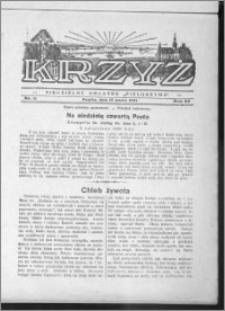 Krzyż, R. 63 (1931), nr 11