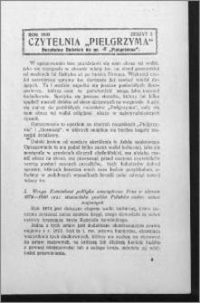 Czytelnia Pielgrzyma, R. 63 (1931), z. 3